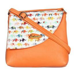 ESBEDA LADIES SLING BAG MS061016,  orange