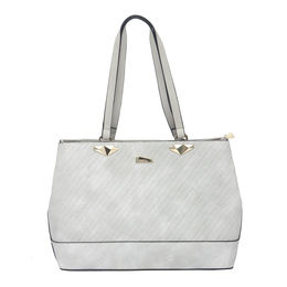 ESBEDA LADIES HANDBAG M-18727,  l grey