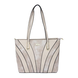 ESBEDA LADIES HANDBAG 18721,  apricot