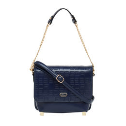 ESBEDA LADIES SLING BAG 18839,  blue