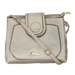 ESBEDA LADIES SLING BAG 160613,  gold