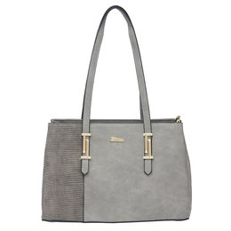 ESBEDA LADIES HANDBAG 18646,  grey