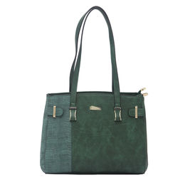 ESBEDA LADIES HANDBAG 18649,  green