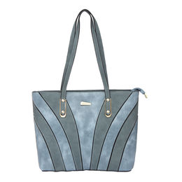 ESBEDA LADIES HANDBAG 18721,  blue