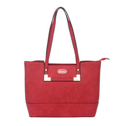 ESBEDA LADIES HANDBAG 18578,  red