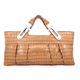 ESBEDA CLUTCH - 8121011,  tan