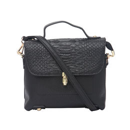 ESBEDA LADIES HANDBAG 160612,  black