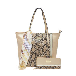 ESBEDA Ladies Handbag G-164,  gold