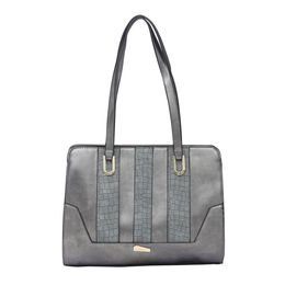 ESBEDA LADIES HANDBAG 18645,  grey