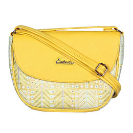 ESBEDA LADIES SLING BAG GR241016,  yellow