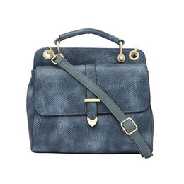 ESBEDA LADIES HANDBAG 7072-2,  blue
