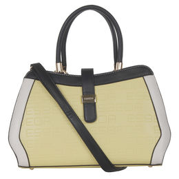 ESBEDA Ladies Handbag D5189,  yellow
