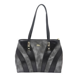 ESBEDA LADIES HANDBAG 18699,  black