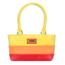 ESBEDA LADIES HANDBAG SH220916,  yellow