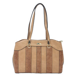 ESBEDA LADIES HANDBAG 18642,  brown