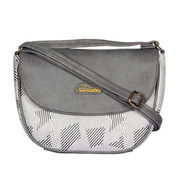 ESBEDA LADIES SLING BAG GR241016,  l-grey