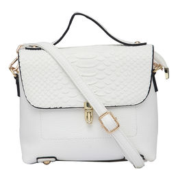 ESBEDA LADIES HANDBAG 160612,  white