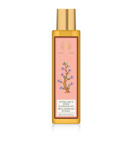 Forest Essentials Sandalwood Body Massage Oil