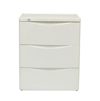 Nilkamal Chester Storage Drawer Series-43,  ivory