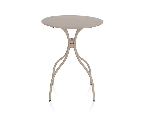 Rosie Garden Table - @home By Nilkamal, Taupe