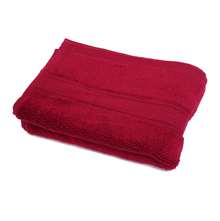 70 cm x 150 cm Shower Towel - @home by Nilkamal, Red