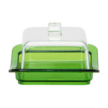 Butter Dish - @home Nilkamal,  green