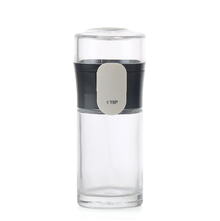 Spice 100 ml Jar - @home by Nilkamal, Black