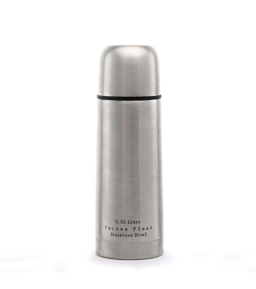 Bergner 0.35 L Vacuum Flask with Cup
