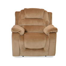 Soul 1 Seater Sofa With Electric Recliner - @home Nilkamal,  beige