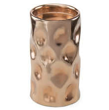 Greek Large Candle Holder - @home By Nilkamal, Copper