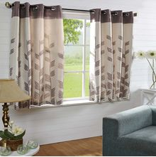 44'x60' Victoria Window Curtain - @home Nilkamal,  wine