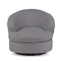 Bella Occassional Chair - @home By Nilkamal, Gray