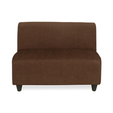 Bolt 2 Seater Sofa without Arm - @home by Nilkamal, Brown