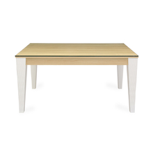 Baalbek 6 Seater Dining Table - @home by Nilkamal, White