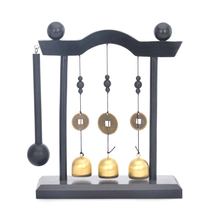 3 String Table Medium Wind Chime - @home by Nilkamal