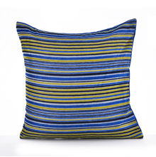 Curent 40 x 40 cm Cushion Cover - @home by Nilkamal, Indigo