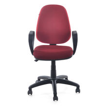 Nilkamal Finesse Office Chair - Maroon