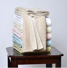 Classicality 90 x 160 cm Bath Towel - @home by Nilkamal, Beige