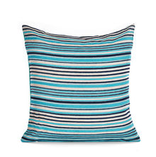 Curent 40 x 40 cm Cushion Cover - @home by Nilkamal, Teal