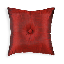 Spectra 30 x 30 cm Filled Cushion - @home by Nilkamal, Maroon