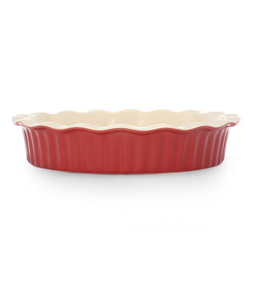 Bergner 1.4 Litre Baking Dish - Red & White