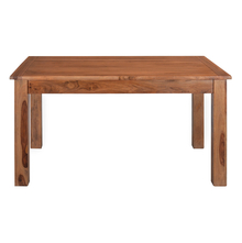 Festo Extendable 8 Seater Dining Table - @home by Nilkamal, Natural
