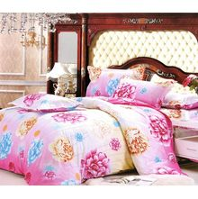 Double Bed sheet Camay Colonial - @home Nilkamal,  pink