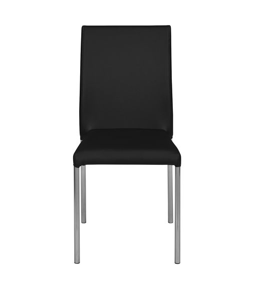 Maize Dining Chair - @home By Nilkamal, Black
