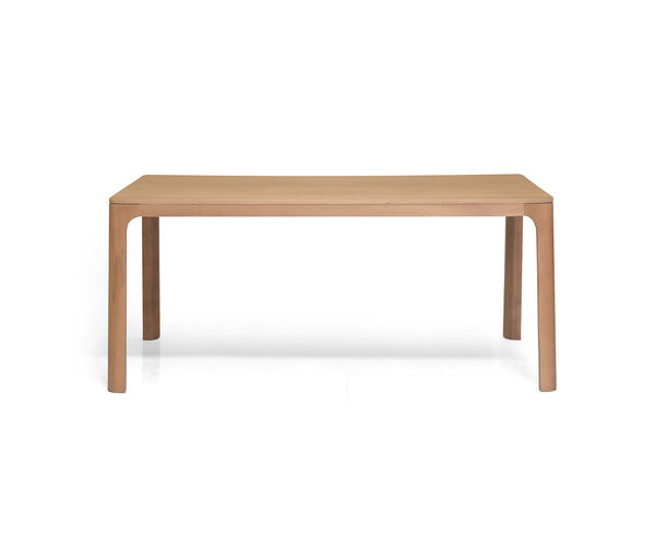 Lombard Dining Table 6 Seater - @home Nilkamal,  beige