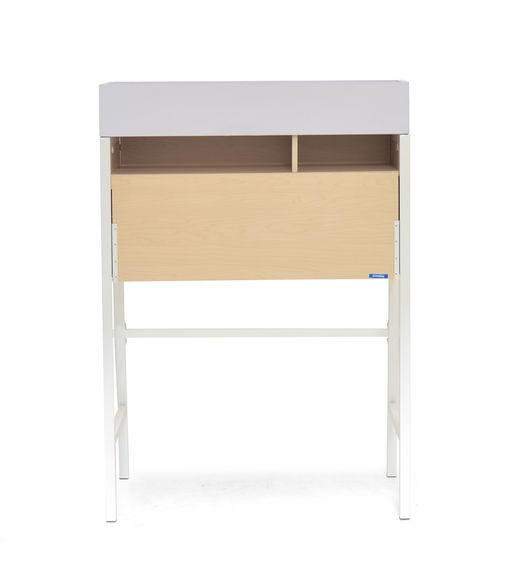 Nilkamal Neon Study Table, White