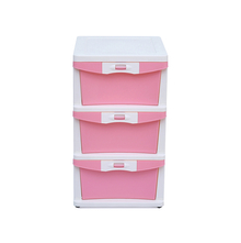 23 Chest Of Drawers Chester - @home Nilkamal,  pink