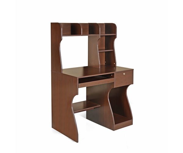 Miguel Study Table - @home by Nilkamal,  brown