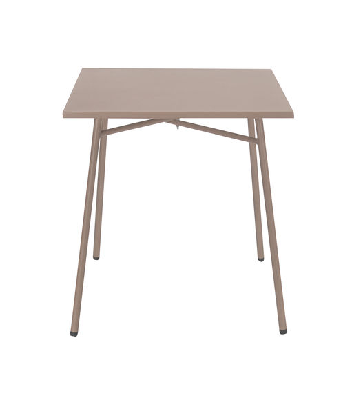 Berry Garden Table- @home By Nilkamal, Taupe
