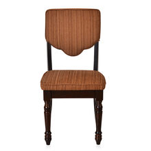 Isabella Dining Chair - @home by Nilkamal, Walnut